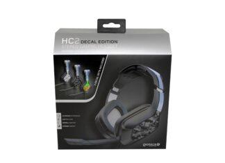 Gioteck intră pe piaţa din România şi anunță disponibilitatea căștilor de gaming HC-2