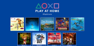 Noi jocuri gratuite disponibile prin Play at Home, anuntate de PlayStation
