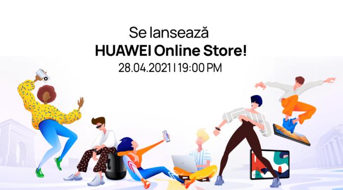 Huawei Online Store www.huaweistore.ro