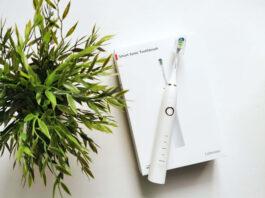 Cum sa te speli pe dinți inteligent cu Lebooo Smart Sonic