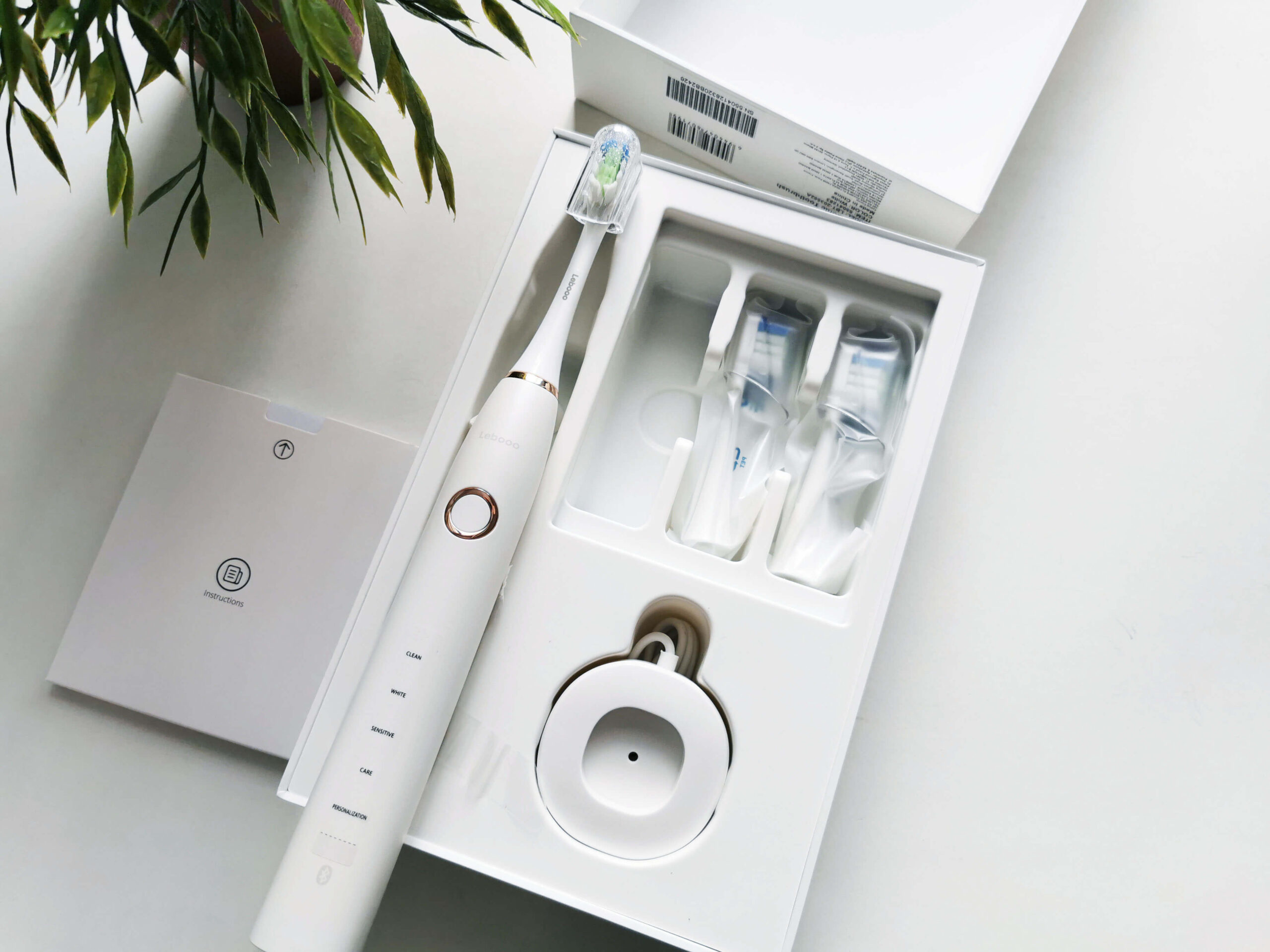 Cum sa te speli pe dinți inteligent cu Lebooo Smart Sonic - 2