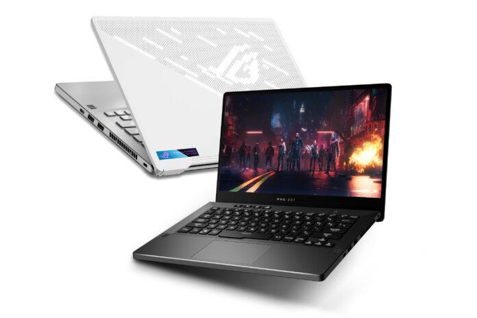 Noua ediție a laptopului de gaming ROG Zephyrus G14 (GA401Q) este disponibilă în România