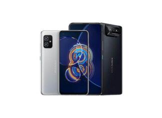 ASUS a anuntat Zenfone 8 si Zenfone 8 Flip