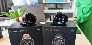 Huawei Watch 3 a fost lansat pe piata locala (1)
