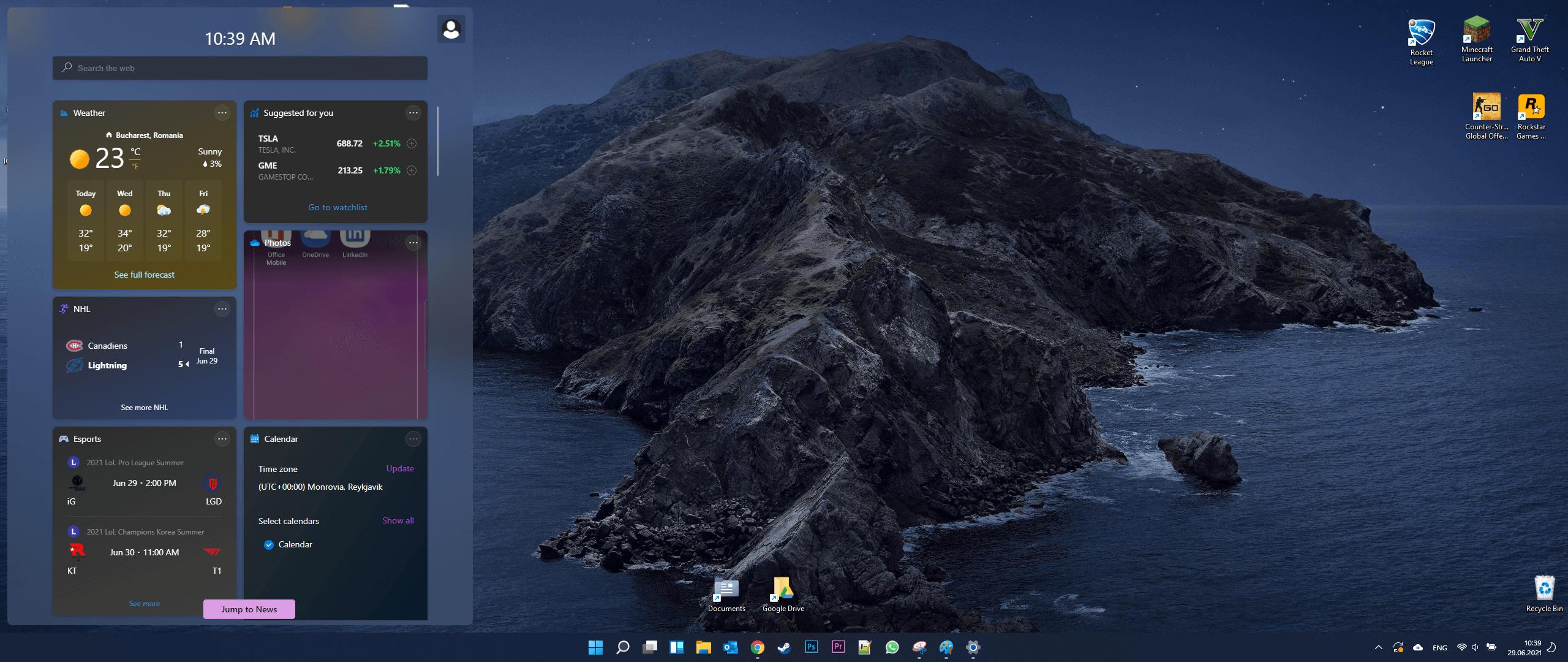 Cum instalezi Windows 11 in varianta insider preview 1
