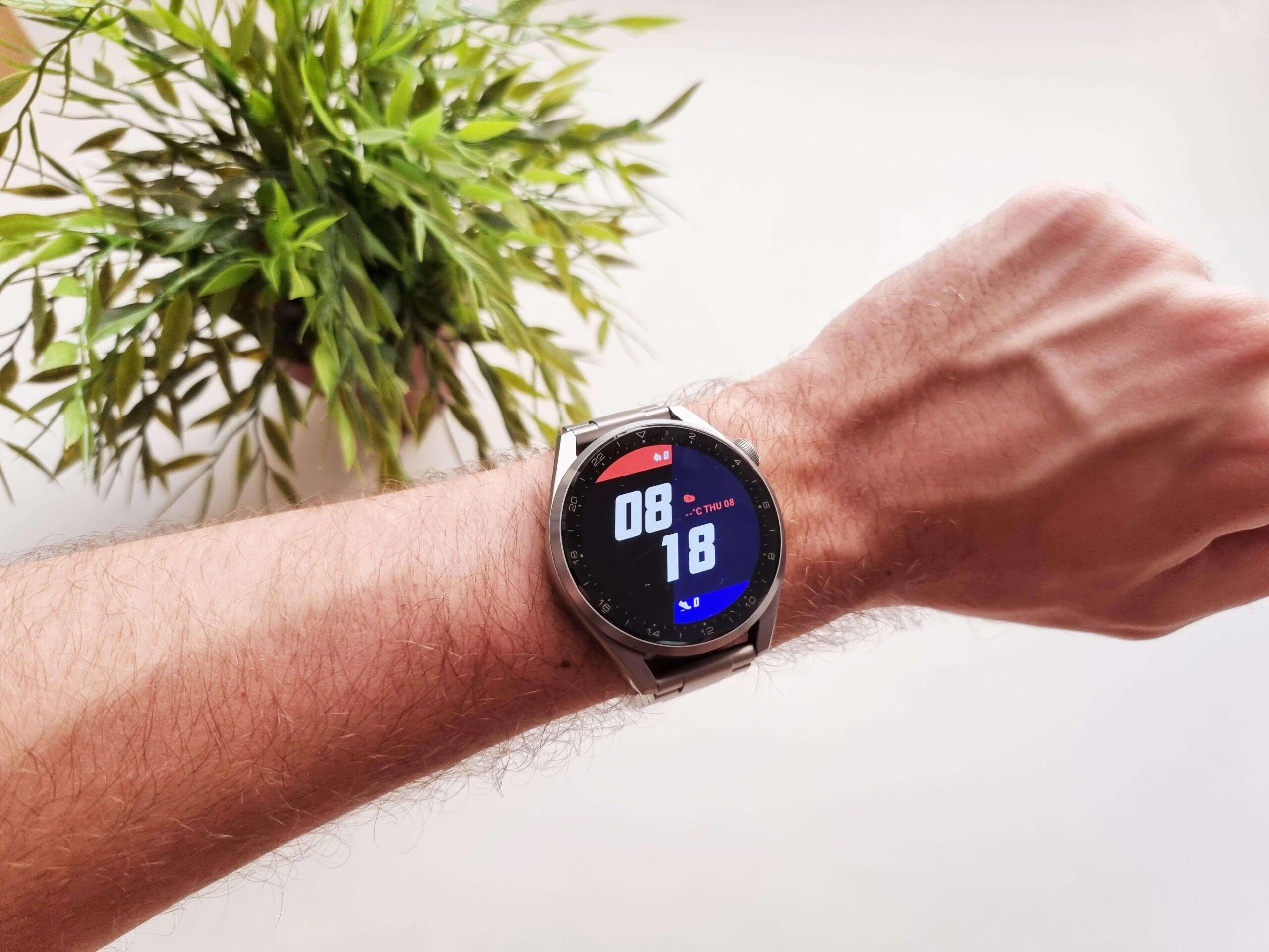 Huawei Watch 3 Pro Review Romana si Pareri - 4