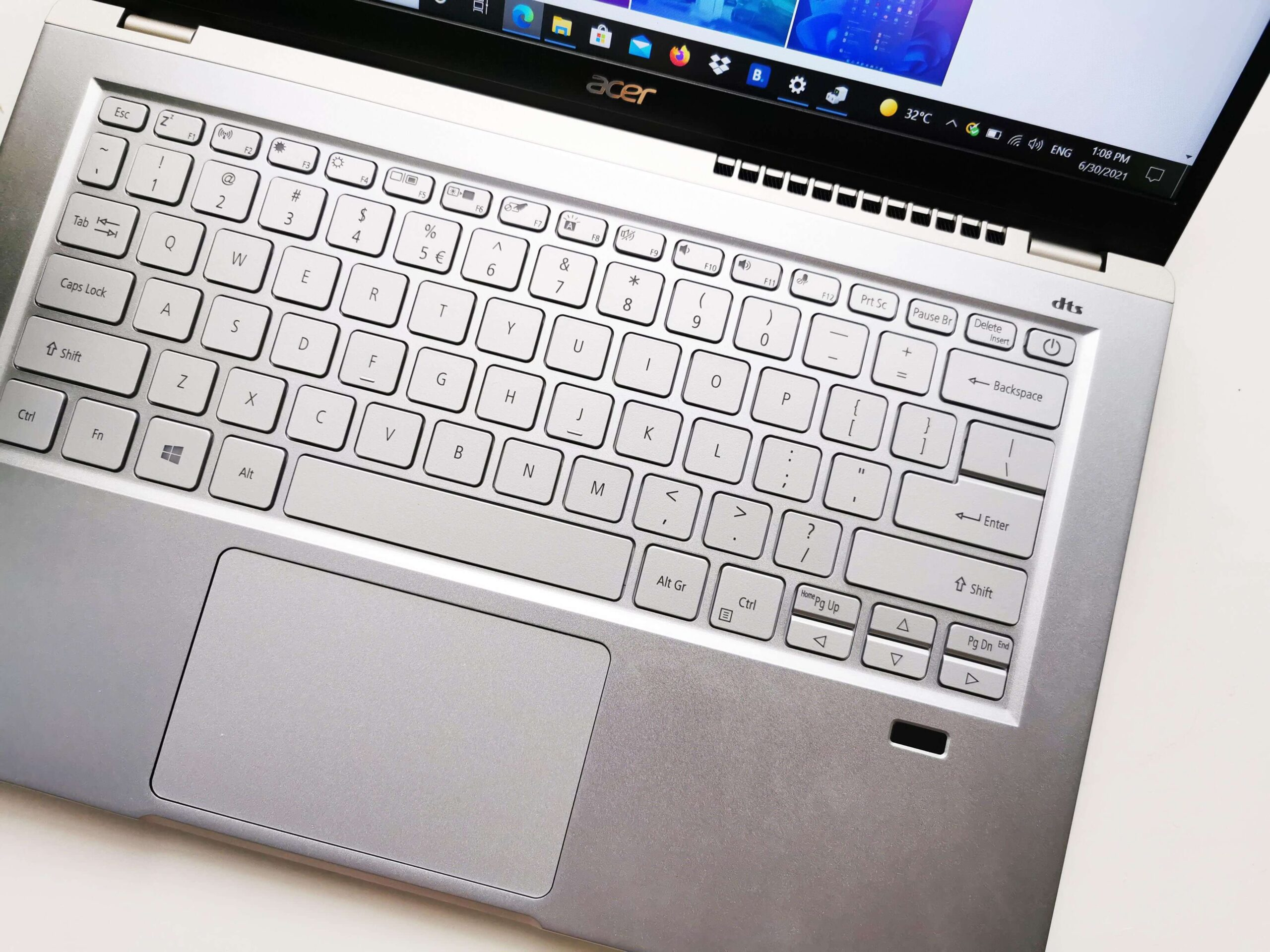 Acer Swift X Review Romana si Pareri - 1