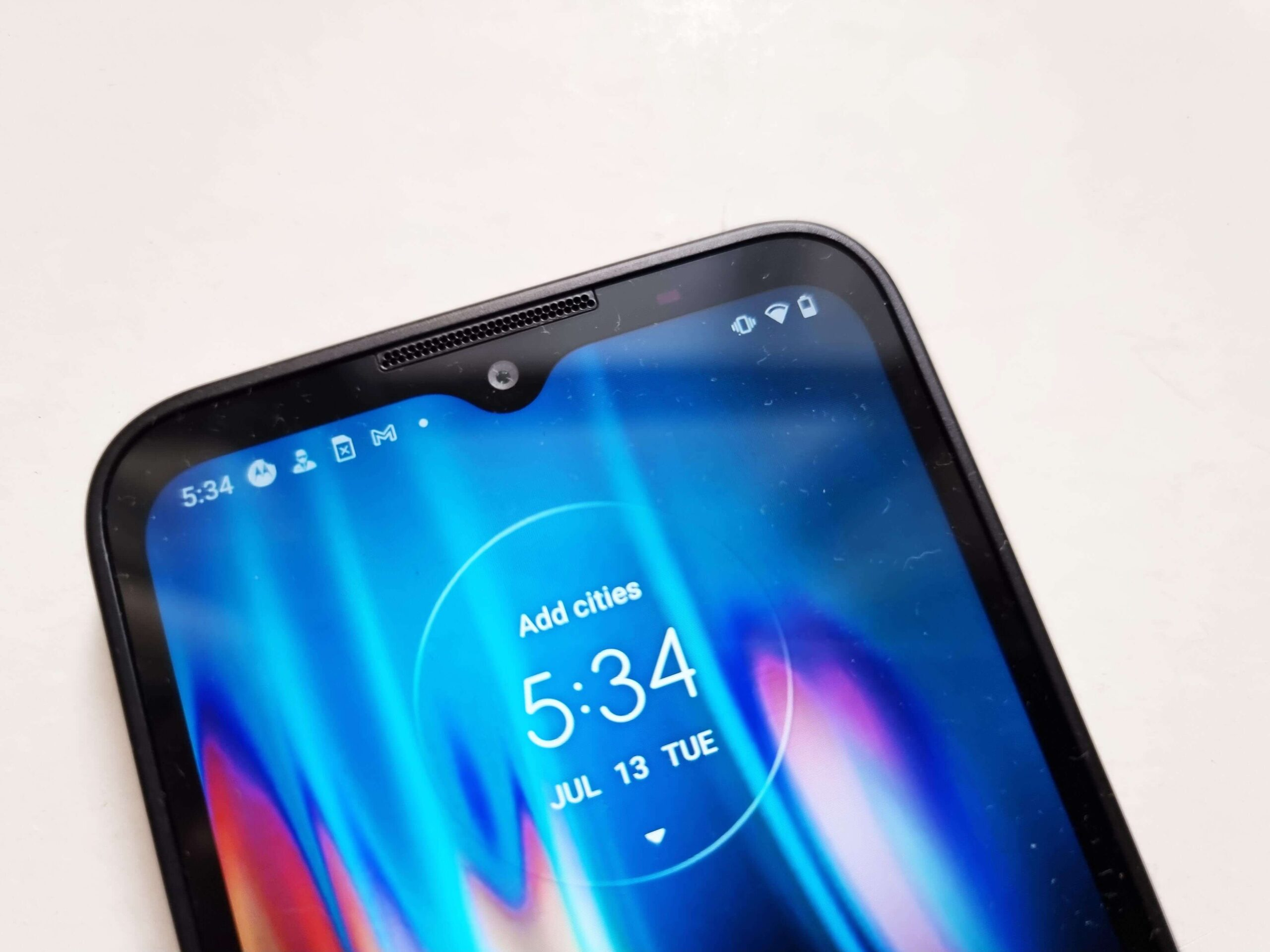 Motorola Defy Review Romana si Pareri - 4